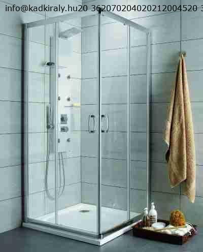 Radaway Premium Plus C 90x90 zuhanykabin - Kádkirály.hu - Akciós ...