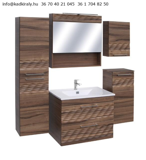 Guido Piero Premium fürdőszoba szekrény, komplett (60cm szett) - Kádkirály.hu - Akciós kád ...