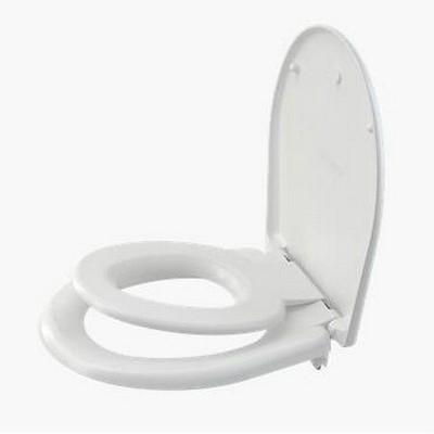 Alcaplast A606 gyerek felnőtt kombi WC ülőke , lecsapódásgátlós