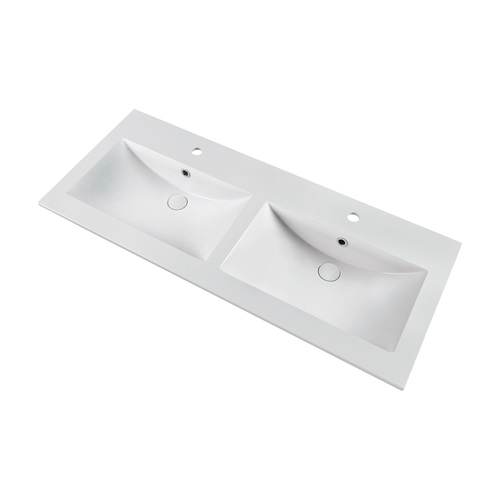 Marmy LISETTE Plus 120x51 dupla mosdó - 120cm dupla