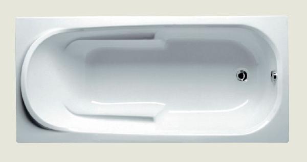Riho Columbia 160x75 egyenes kád