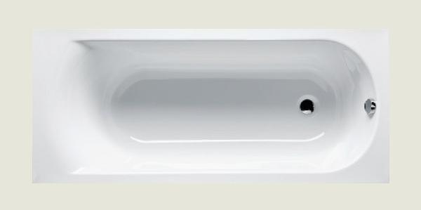 Riho MIAMI 160x70 egyenes kád