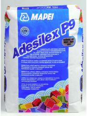 Mapei Adesilex P9 szürke