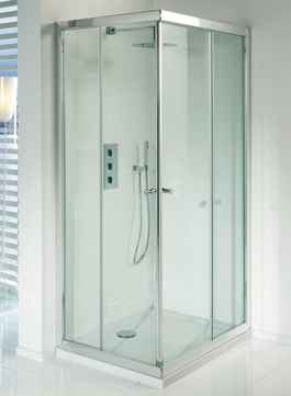 Riho Lucena 90x90 szögletes zuhanykabin GK34200