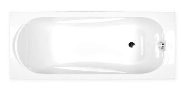 M-acryl Sortiment 160x75 egyenes kád + láb