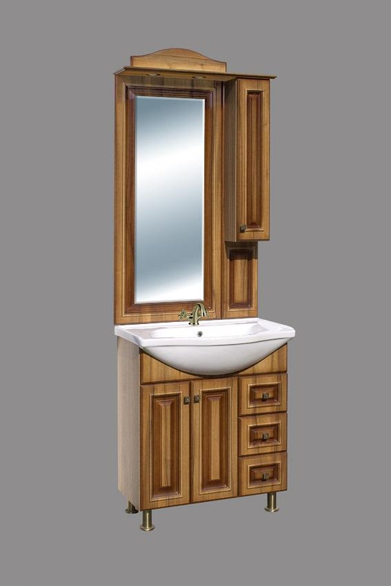 Guido BAROKK 76 fürdőszoba bútor, komplett - LYONI