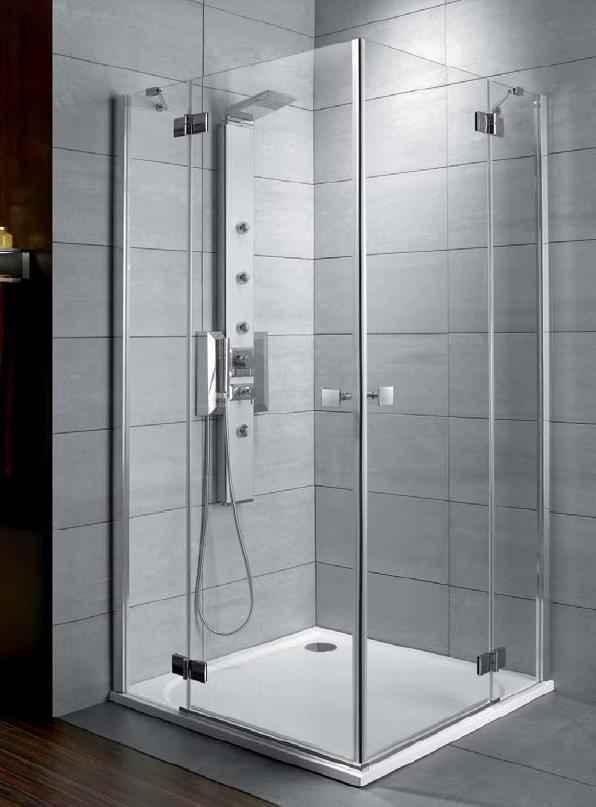 Radaway Almatea KDD 90x90 zuhanykabin