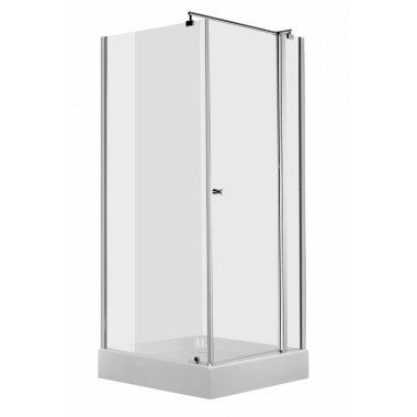 Deante Cubic szögletes zuhanykabin 80 cm KTI_044P