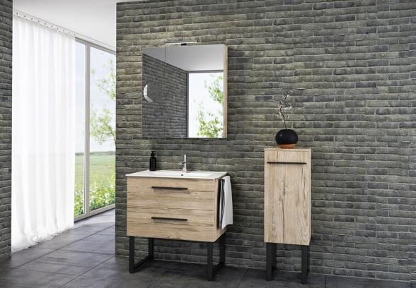 Tboss Akciós MILANO SZETT 75 fürdőszobabútor