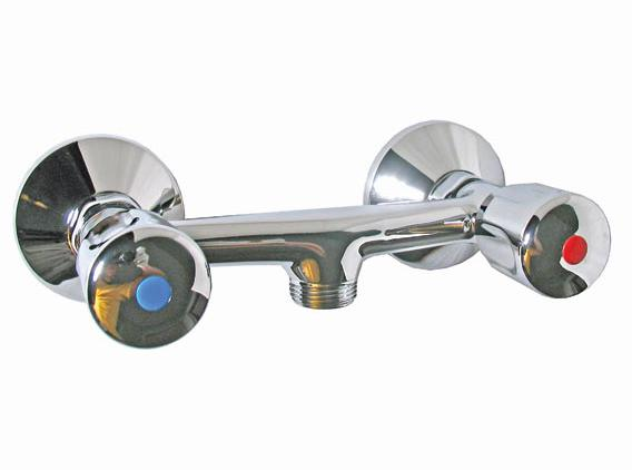 MOFÉM EUROSZTÁR Zuhany csaptelep basic zuhanyszettel 143-0115-00