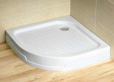 Radaway Rodos A 90 íves önhordó akril zuhanytálca ives, lábbal és szifonnal