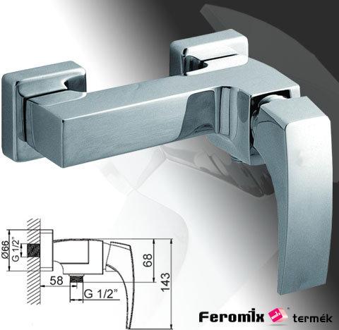 Feromix Grande zuhany csaptelep 130100.1