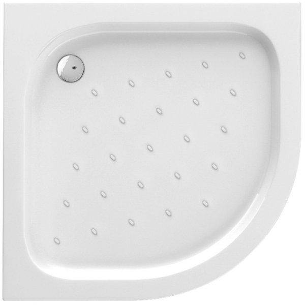 Deante Standard New félköríves zuhanytálca 80 cm