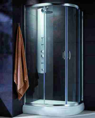 Radaway Premium Plus E1900 100x80 zuhanykabin