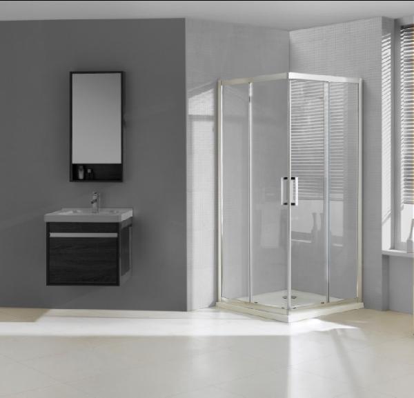 Wellis Apollo 90x90x190cm szögletes zuhanykabin