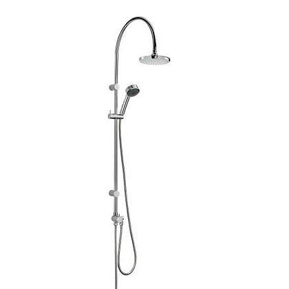 Kludi Dual Shower System, Zenta 1S kézizuhannyal 6167705-00