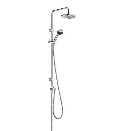 Kludi Dual Shower System, Zenta 2S kézizuhannyal 6609005-00