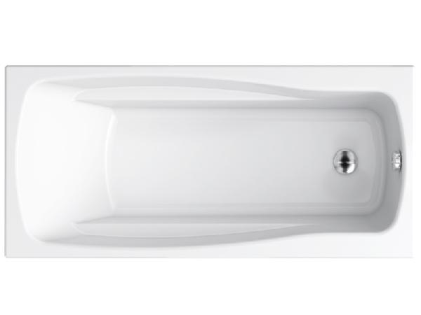 Cersanit S301-160 LANA 140x70 egyenes kád