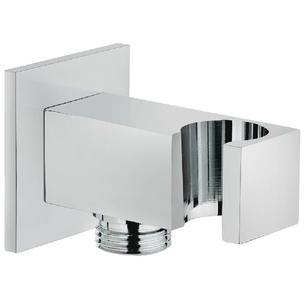Teka fém fali csatlakozó és zuhanytartó 79.010.53.00