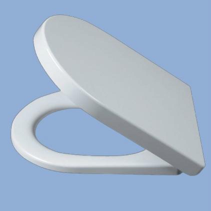 Alföldi Liner WC-ülőke, fehér 9M23 S1 01 soft close