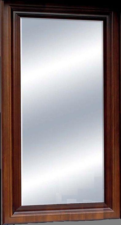 Guido BAROKK 80x60 cm tükör lámpa nélkül