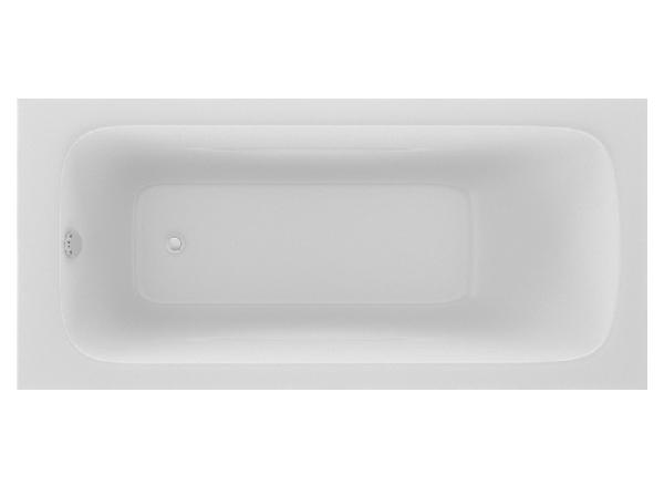 H2O Danuta 170x70 egyenes kád