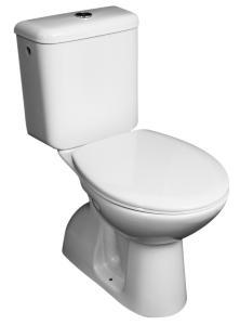 Jika Zeta álló WC kombi mély alsós 825297