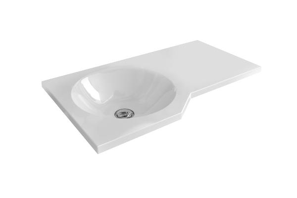 Excellent felfüggesztett BE SPOT beépíthető mosdókagyló