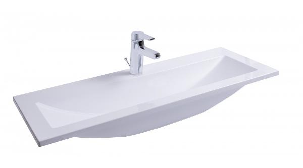 ZEGE Reok 100 mosdó 1000x400 AKCIÓ Ingyenes szállítással
