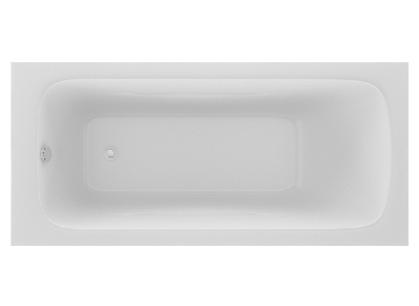 H2O Danuta 150x70 egyenes kád