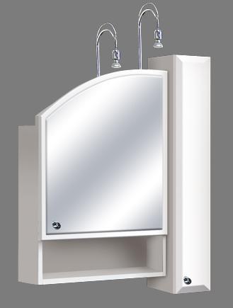 Guido DESIGN 3001 felső fürdőszoba bútor - több színben rendelhető