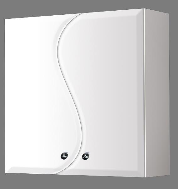 """Guido """"S modell"""" 1001 felső fürdőszoba bútor - több színben rendelhető"""
