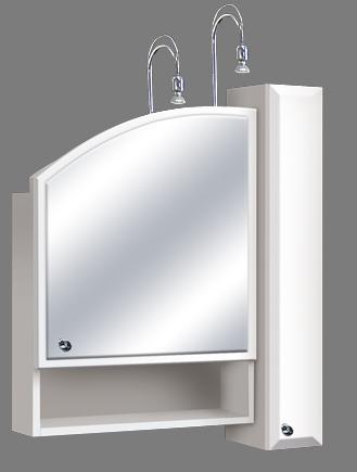 Guido DESIGN 3003 felső fürdőszoba bútor - több színben rendelhető