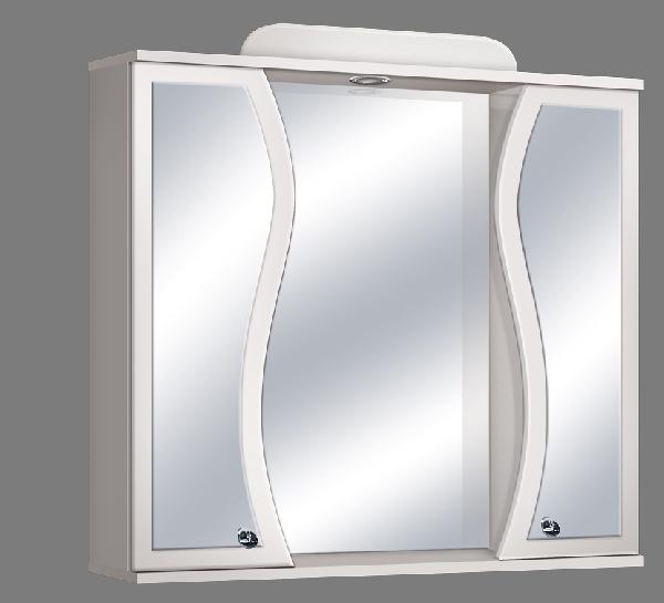 """Guido """"S modell"""" 1003 felső,tükrös fürdőszoba bútor - több színben rendelhető"""