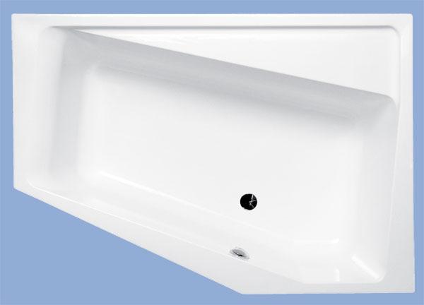 Alföldi Miron Aszimmetrikus sarokkád, jobb 150 x 105 cm