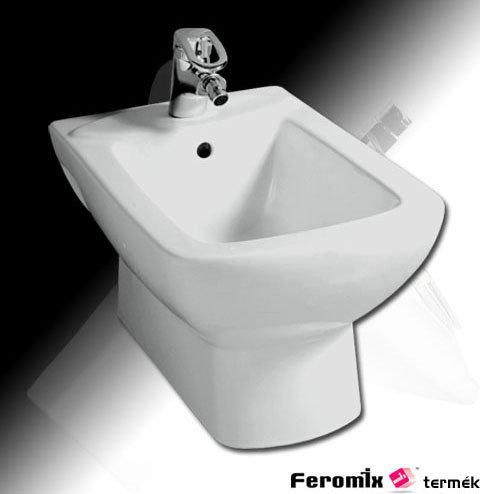 Feromix Quadro függesztett bidet csésze QF-B201WH