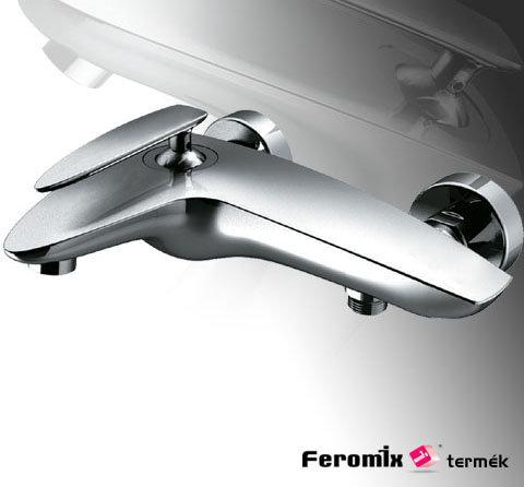 Feromix Goccia kád csaptelep zuhanycsatlakozóval szett nélkül 170215.1
