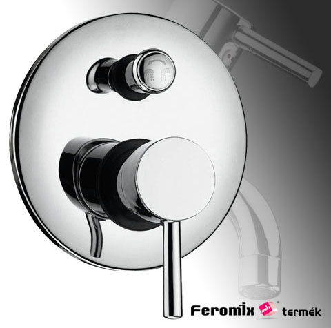 Mini-Art beépíthető váltós zuhany csaptelep 310275.1
