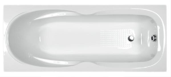 H2O Molly 150x70 egyenes kád