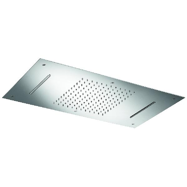 Teka SPA beépíthető szögletes zuhanyfej 79.006.74.00