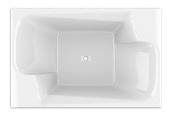 Hopa Padova II méret 1900 × 1250 mm, térfogat 255 l