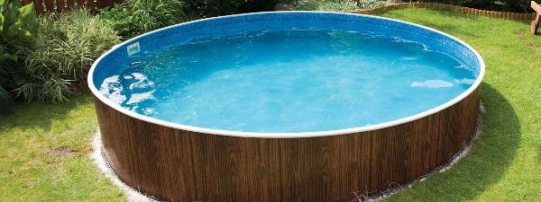 Wellis Lagoon Deluxe 460/120 merevfalú medence- homokszűrővel