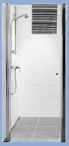 Alföldi Liner 80 cm zuhanyajtó