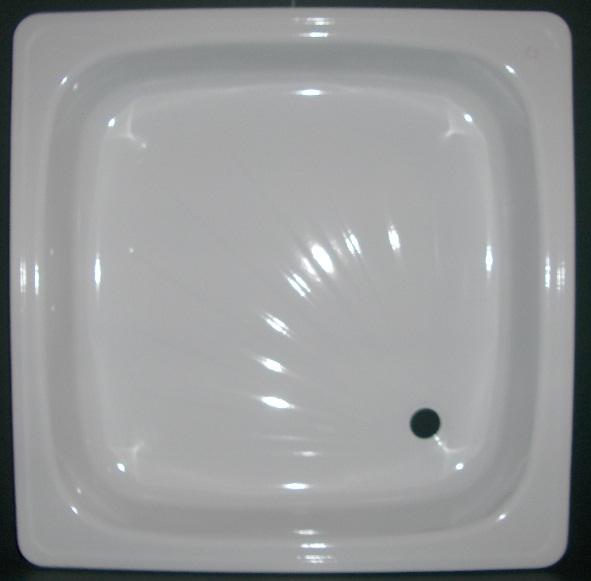 Mistral 80x80 szögletes lemez zuhanytálca