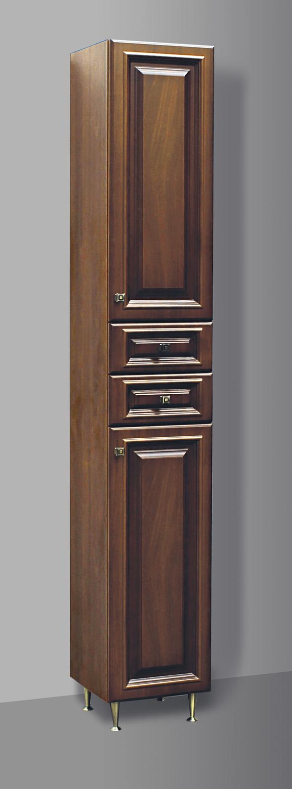 Guido BAROKK 1009 álló 2 fiókos fürdőszoba bútor