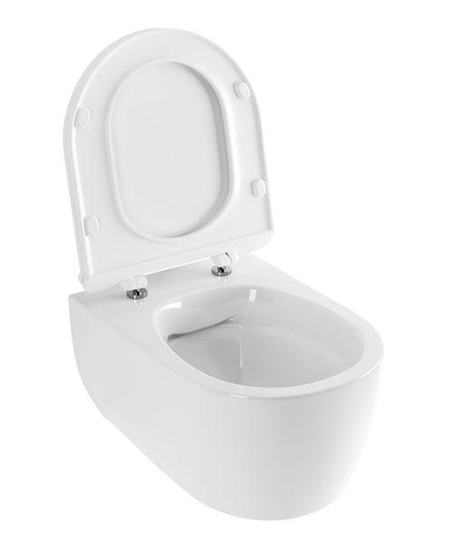 Excellent Doto Pure Rim 48 Felfüggesztett WC csésze