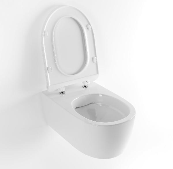 Excellent DOTO Pure Rim 54 Felfüggesztett WC csésze