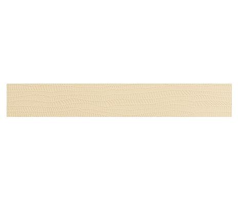Zalakerámia DEFILE GRES DDRST363 DEFILE listel light beige 9,3x59,5x1 dekor elem