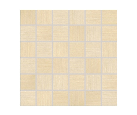 Zalakerámia DEFILE GRES DDM06363 DEFILE mosaic 4,7x4,7 light beige 29,5x29,5 x1 mozaik