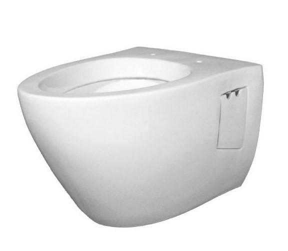 Easy-bid Closette Fali wc csésze Elektromos bidé funkciós wc ülőkékhez